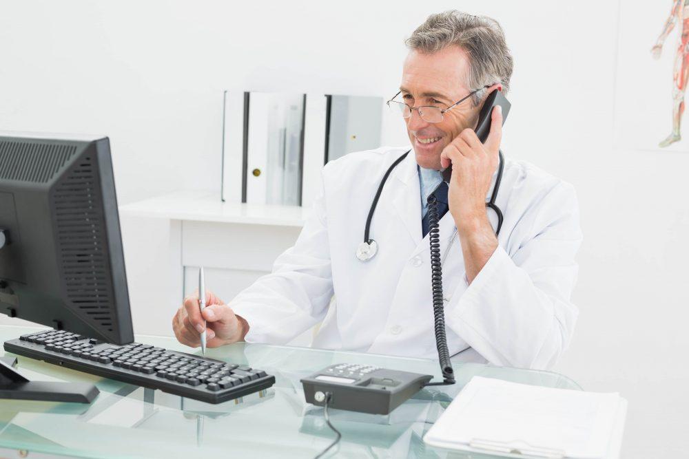 Image de couverture de: La télémédecine pour faciliter l'accès aux soins