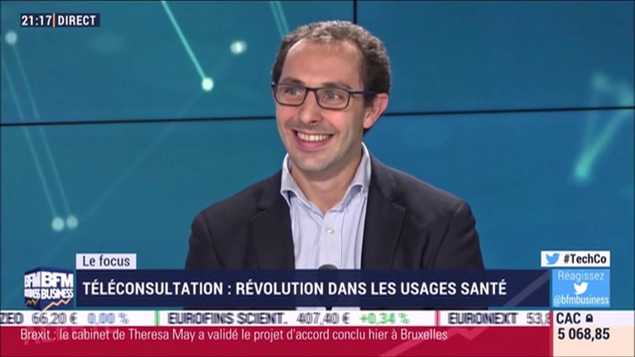 Image de couverture de: Tech&co : Guillaume Lesdos présente la solution Medaviz.io