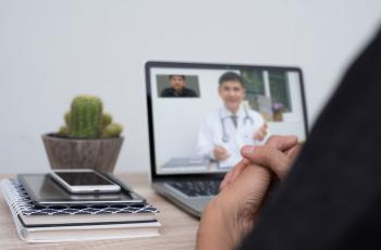 téléconsultation avec son médecin