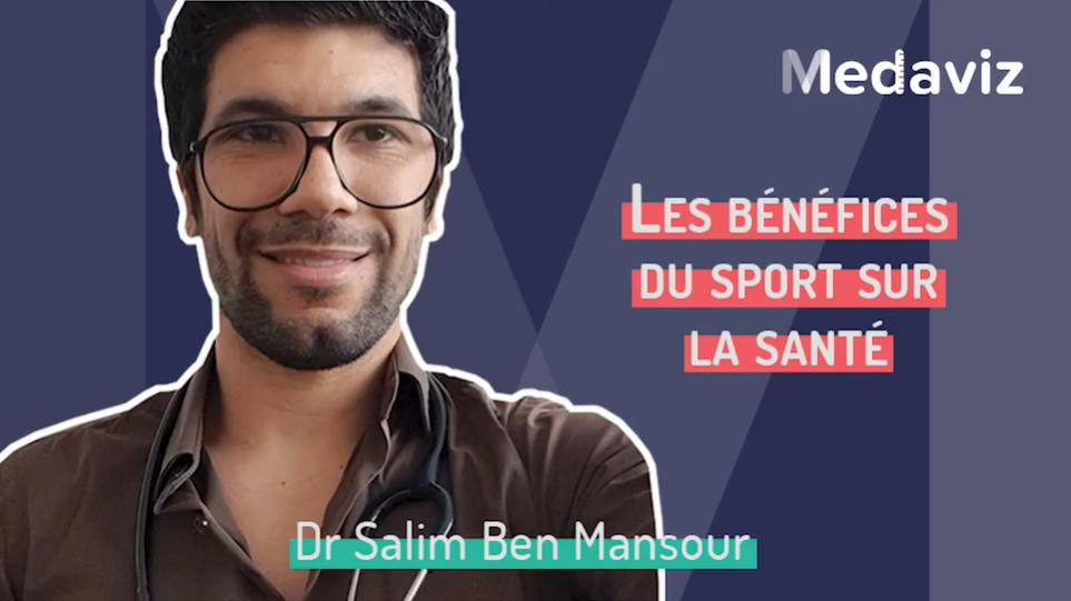 Image de couverture de: Les bénéfices du sport sur la santé par le Dr Salim Ben Mansour