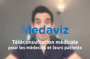 La téléconsultation médicale avec Medaviz par Alexis Thiounn