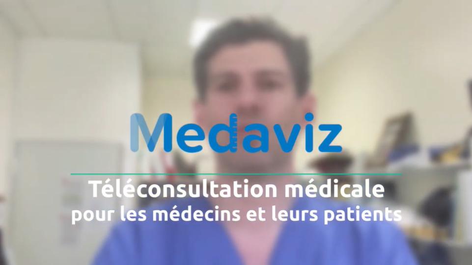 Image de couverture de: Téléconsultation : 3 questions au Docteur Frédéric Le Saché