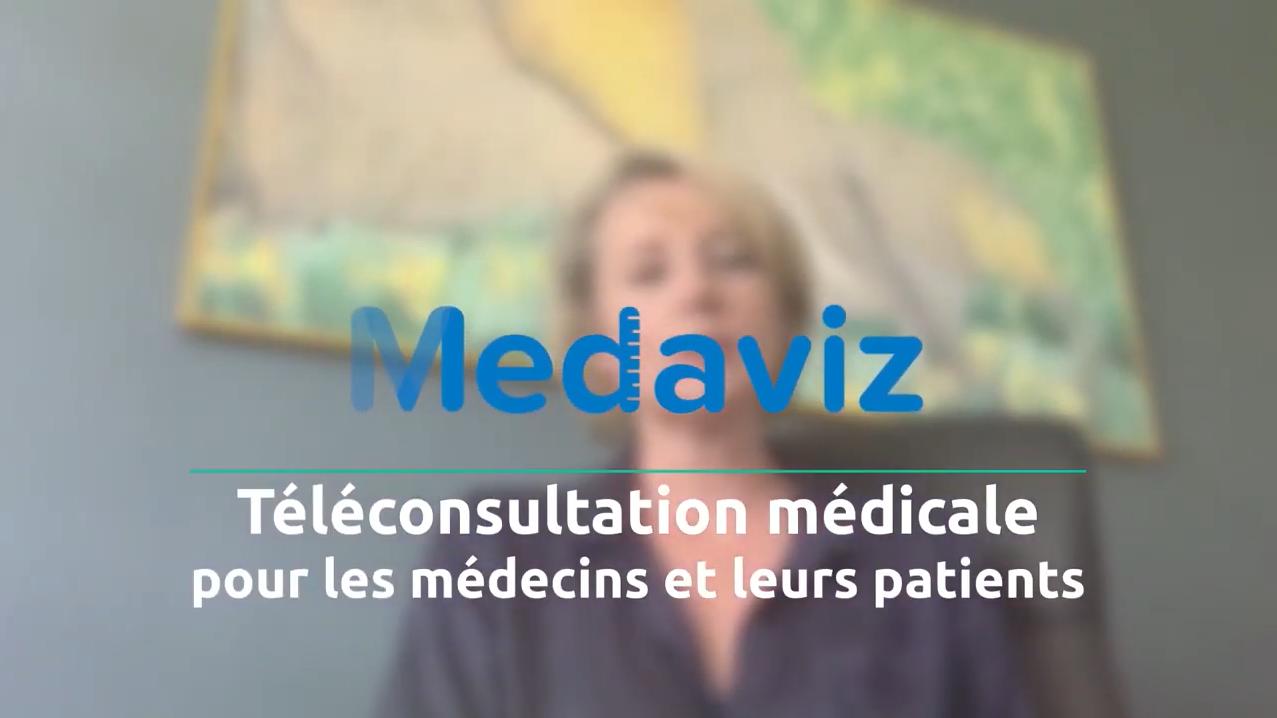 Image de couverture de: Téléconsultation : 3 questions au Docteur Magali Briane, Psychiatre