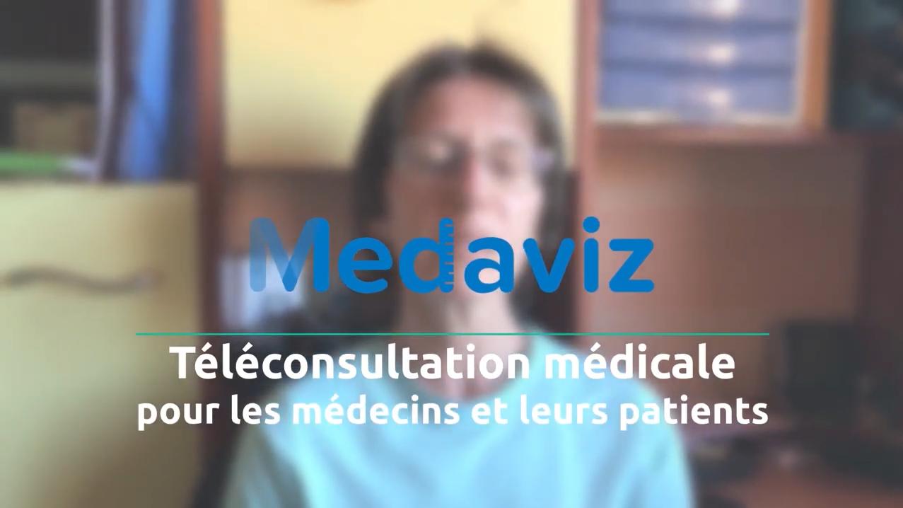 Image de couverture de: Téléconsultation : 3 questions au Docteur Laurence Mahinc, Médecin généraliste