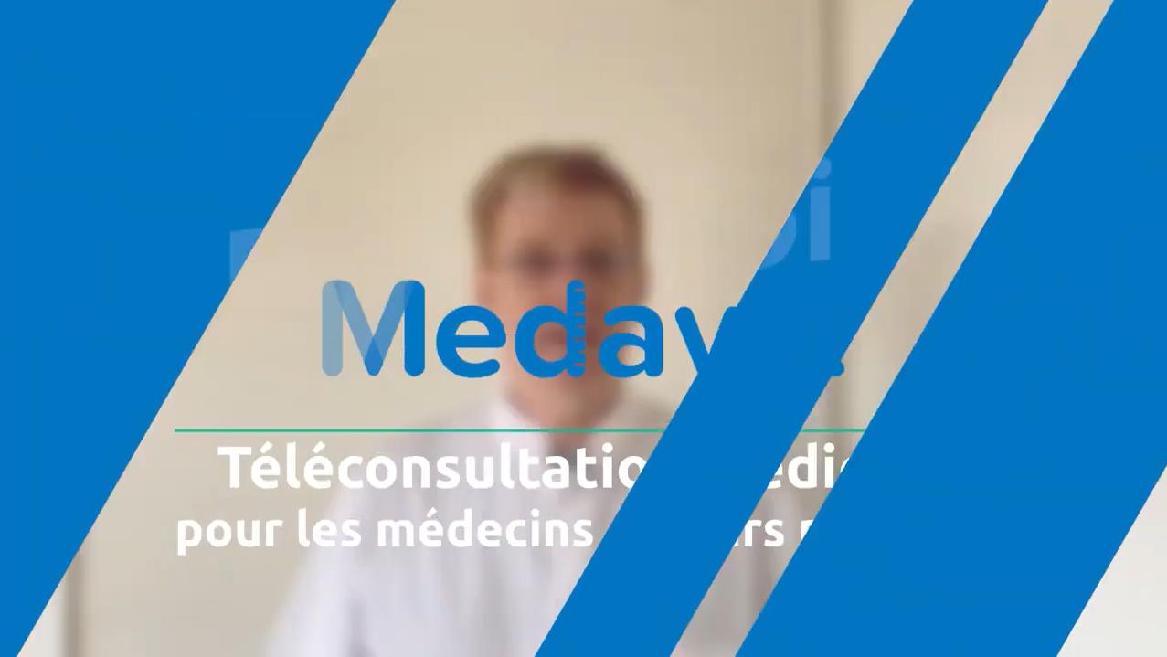 Image de couverture de: Téléconsultation : 3 questions au Docteur Philippe Cabarrot, Gastro-entérologue