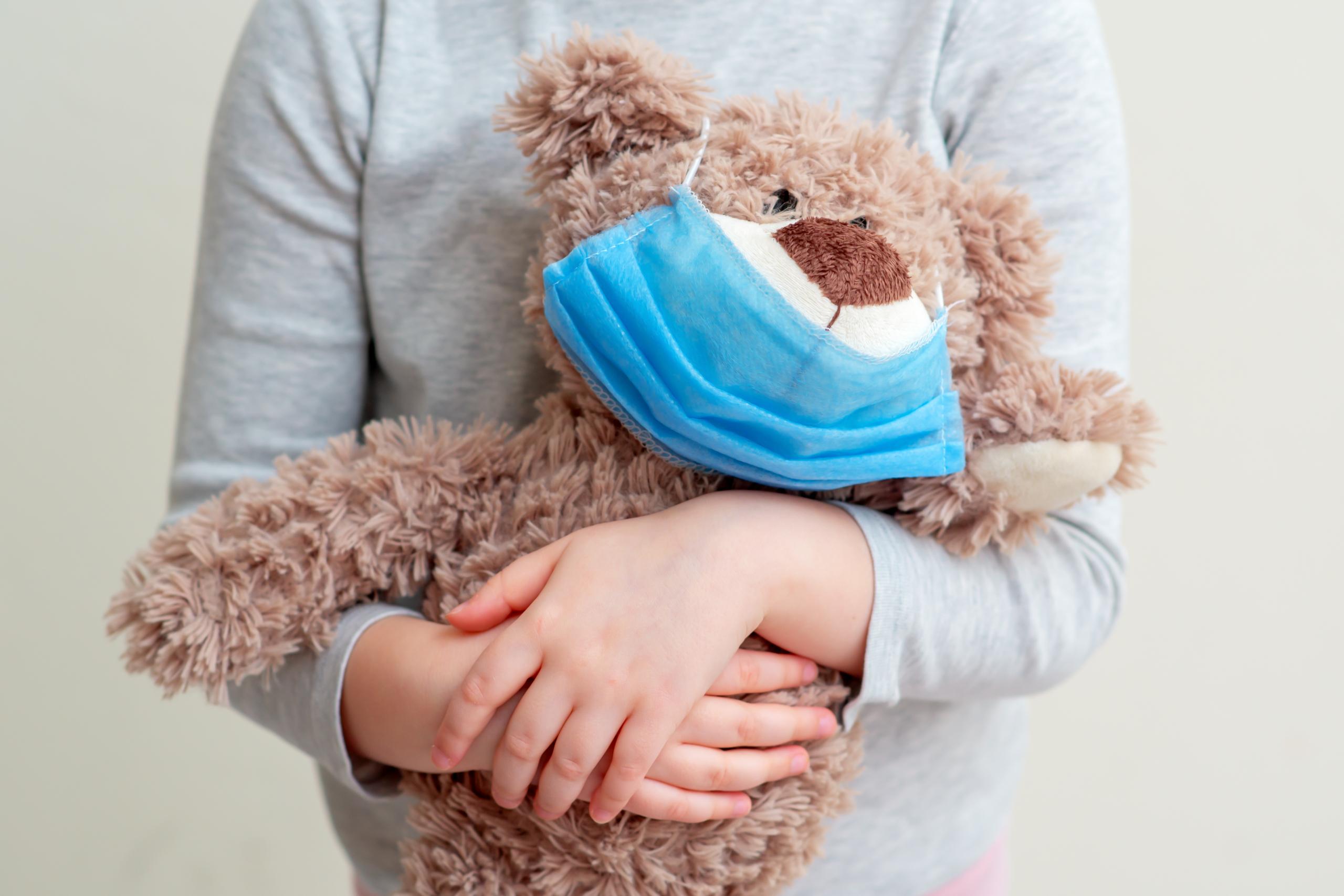 Image de couverture de: Protocole de prise en charge des enfants malades en collectivité