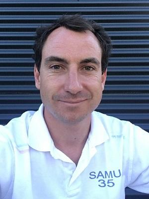 Dr Damien Rousseau