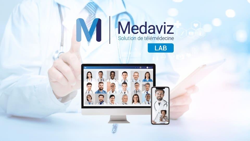 Image de couverture de: Medaviz Lab : co-construisons ensemble la télémédecine de demain