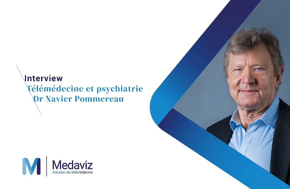 Image de couverture de: La téléconsultation en psychiatrie, le nouvel outil du parcours de soins