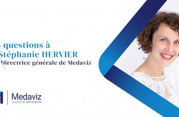 6 questions à Stéphanie Hervier