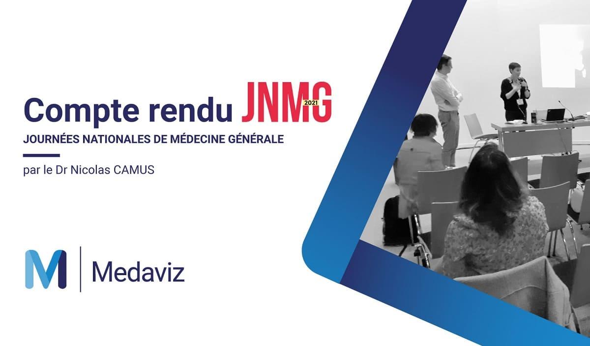 Image de couverture de: JNMG 2021 : compte rendu du Dr Nicolas Camus