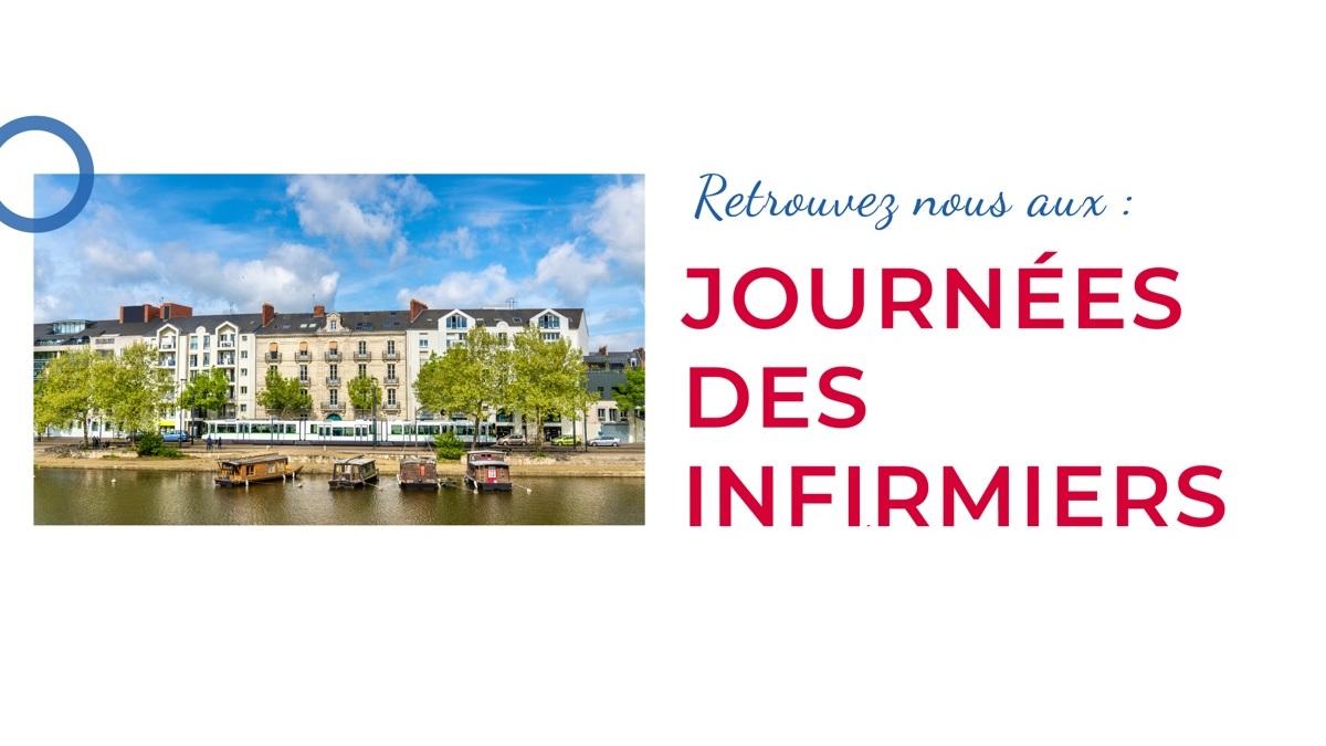 Image de couverture de: Medaviz aux Journées des Infirmiers à Nantes, le 7 octobre 2021